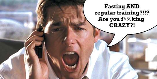 Think, Intermittant fasting sperm like tell